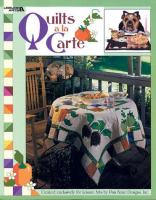 Quilts A La Carte