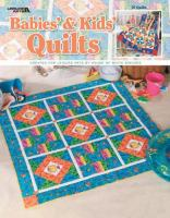 Quilts for Babies & Kids