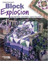 Cindy Casciato's Block Explosion