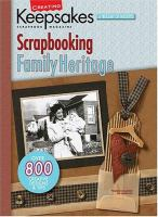 Scrapbooking Family Heritage