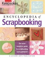 The Encyclopedia of Scrapbooking