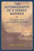 Autobiography of A Yankee Mariner