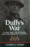 Duffy's War