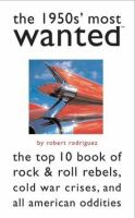 The 1950's Most Wanted