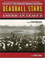 Deadball Stars of the American League