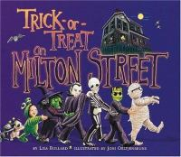 Trick-or-treat on Milton Street