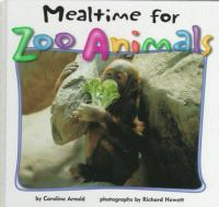 Mealtime for Zoo Animals