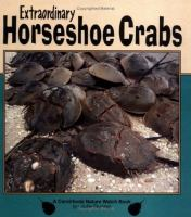 Extraordinary Horseshoe Crabs