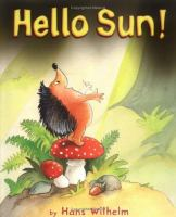 Hello Sun!