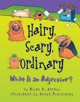Hairy, Scary, Ordinary