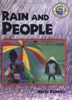 Rain and People