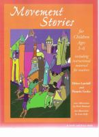 Movement Stories for Young Children Ages 3-6
