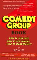 The Comedy Group Book