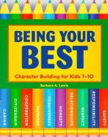 Being your Best