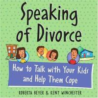 Speaking of Divorce