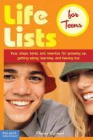 Life Lists for Teens