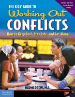 The Kids' Guide to Working Out Conflicts