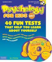 Psychology for Kids