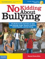 No Kidding About Bullying