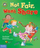 Not Fair, Won't Share