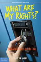 What Are My Rights?