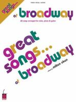 Great Songs-- of Broadway