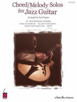 Chord, Melody Solos for Jazz Guitar