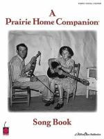 A Prairie Home Companion Song Book