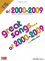 Great Songs-- of 2000-2009