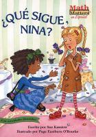 Qué sigue, Nina?