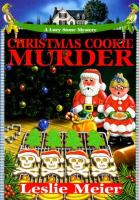 Christmas Cookie Murder