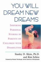 You Will Dream New Dreams