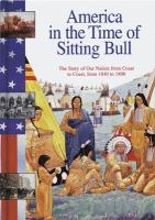 America in the Time of Sitting Bull