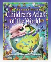 The Reader's Digest Children's Atlas of the World