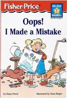 Oops! I Made A Mistake