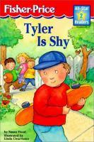 Tyler Is Shy