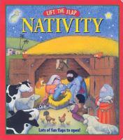 Lift the Flap Nativity