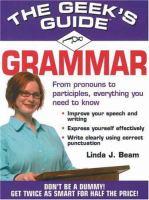 Beam, Linda J