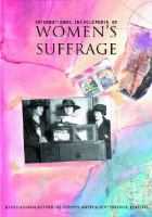 International Encyclopedia of Women's Suffrage