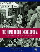 The Home Front Encyclopedia