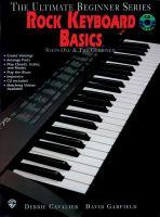 Rock keyboard basics