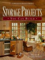 Storage Projects You Can Build