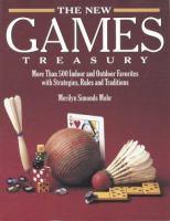 The New Games Treasury