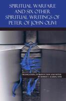 Spiritual Warfare and Six Other Spiritual Writings