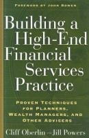 Building A High-end Financial Services Practice