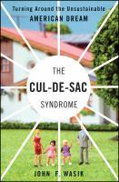 The Cul-de-sac Syndrome