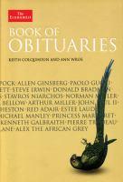The Economist Book of Obituaries