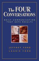 The Four Conversations