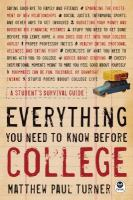 Everything You Need to Know Before College