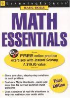 Math Essentials